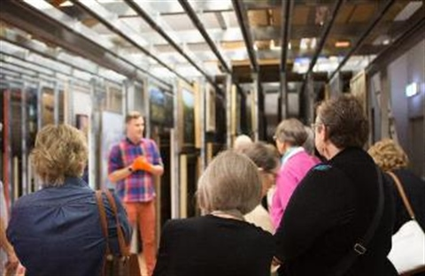 Collections Tour at Rockhampton Art Gallery