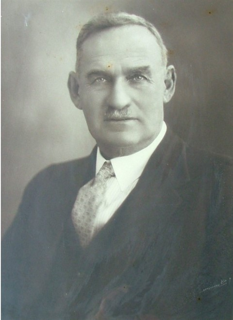 Alderman Theodore Kingel from the CQ Collection, Rockhampton Regional Library