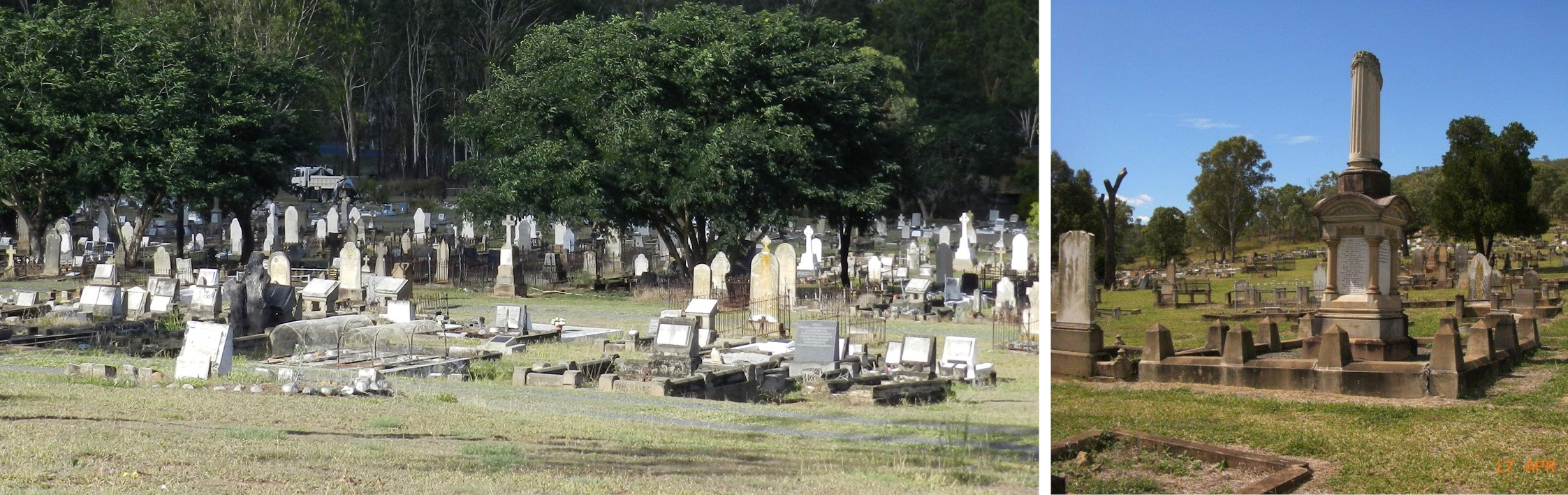 Mount Morgan Cemetery