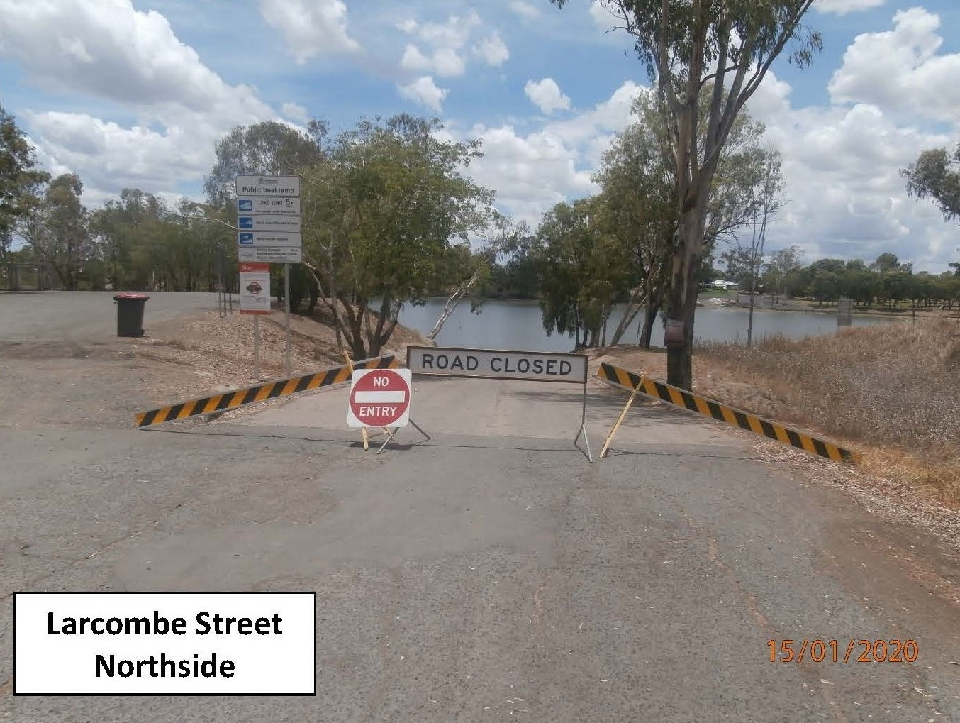 Boat Ramps 15 January 2020 - Northside