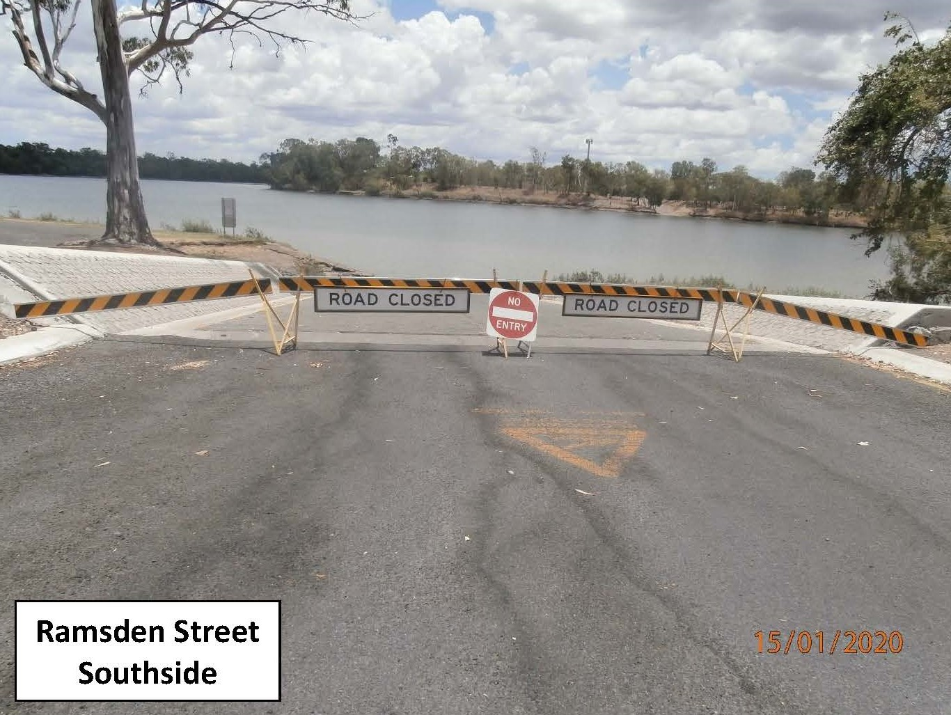 Boat Ramps 15 January 2020 - Southside