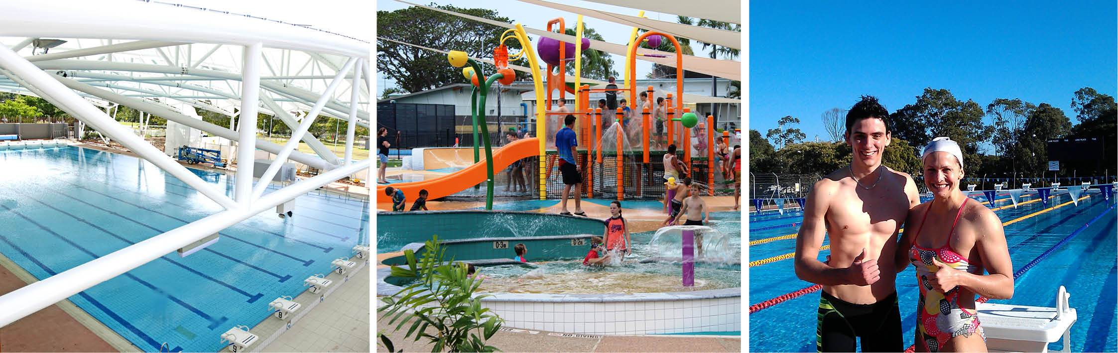 Pools And Water Play