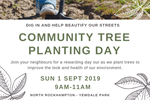 Community Tree Day Flyer North Rockhampton.png