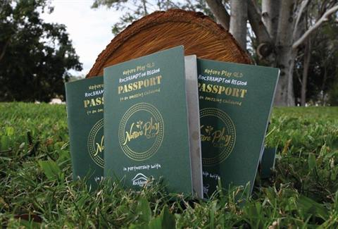 Nature Play Passport