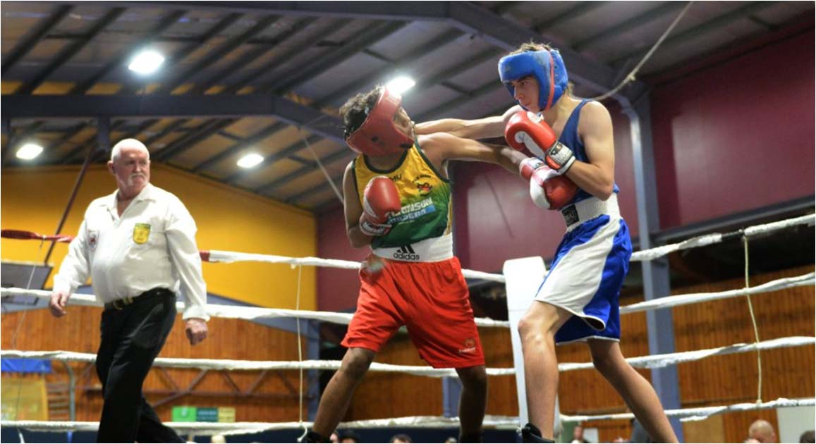 Amateur boxing events coming up