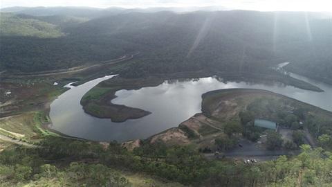 No 7 Dam Feb 2021