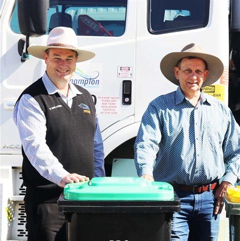 FOGO Cr Latcham & Mayor Williams